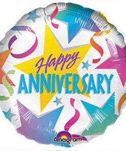 "18"" Anniversary Pizazz Foil"