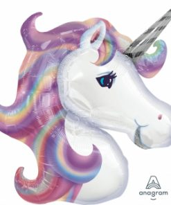 SuperShape Unicorn Pastel