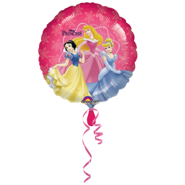 "18"" Disney Princess Magic Foil"