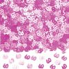 Pink Shimmer 60 Metallic Confetti