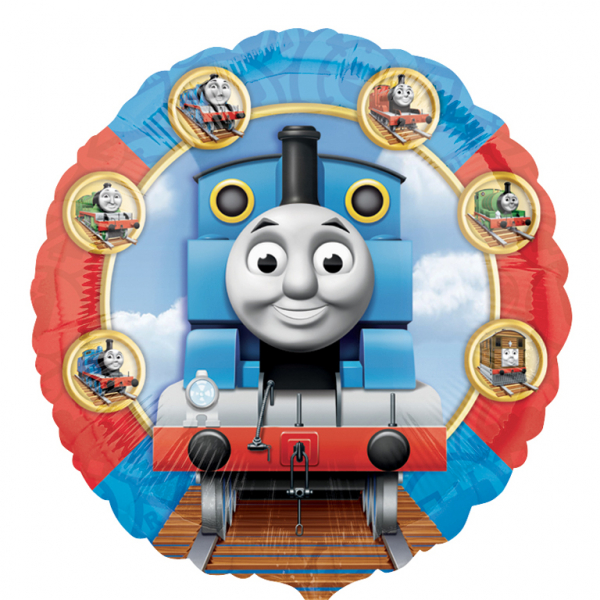 "18"" Thomas and Friends Non Message Foil"