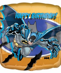 "18"" Batman Happy Birthday Foil"