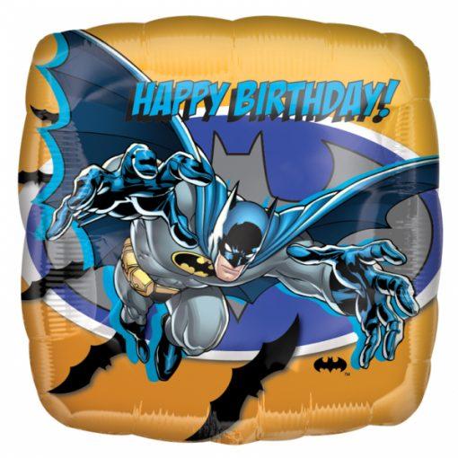 "18"" Batman Happy Birthday Foil"