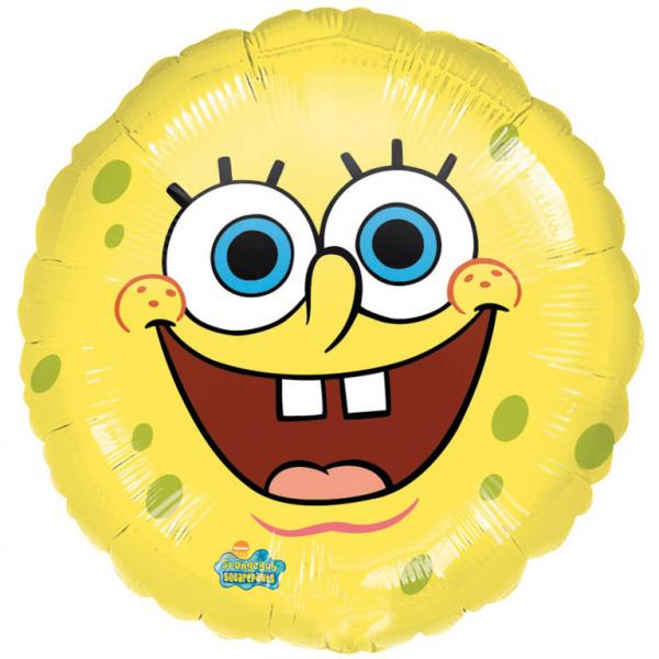 "17"" SpongeBob Smiles Foil"