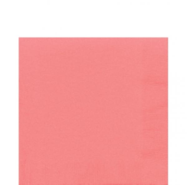 Pretty Pink Luncheon Napkins