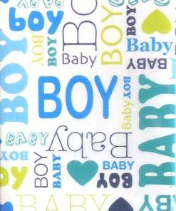 Tissue Paper - Baby Boy