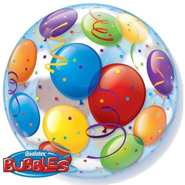 """22"""" Balloons Single Bubble"""