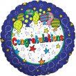 """18"""" Congratulations Party Foil"""