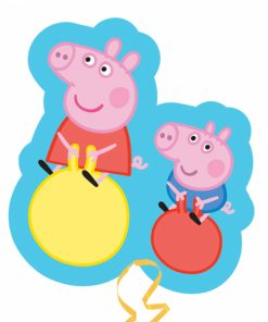 SuperShape Peppa Pig