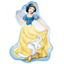 SuperShape Snow White