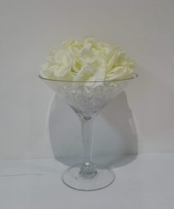 Centre Pieces - Small Martini Vase