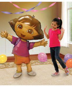 Dora The Explorer AirWalker Foil