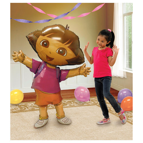 Dora The Explorer AirWalker Foil