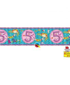 Rachel Ellen Banner Age 5 Mermaid