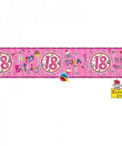 Rachel Ellen Banner Age 18 Perfect Pink