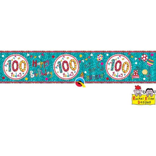 Rachel Ellen Banner Age 100 Happy Birthday