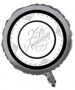 """18"""" 25th Anniversary Foil"""