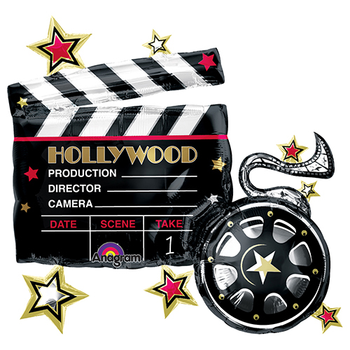 "29"" SuperShape Hollywood Clapboard"