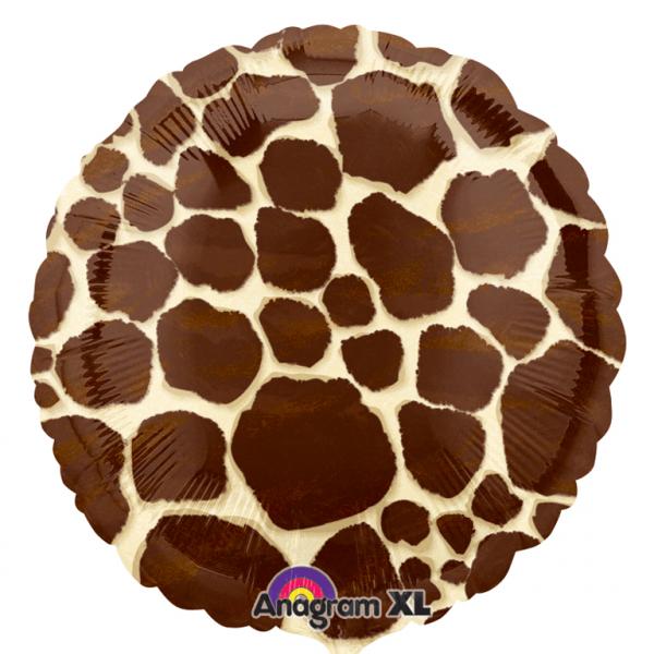 """18"""" Giraffe Standard Designer Foil"""
