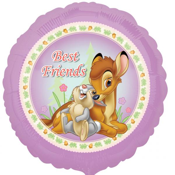 "18"" Bambi Best Friends Foil"