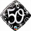 "18"" 50 Elegant Sparkles and Swirls Foil"
