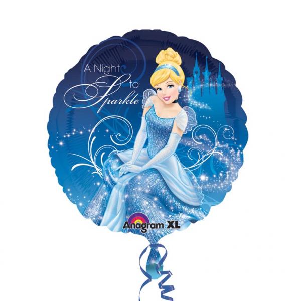 """18"""" Cinderella Non Message Foil"""