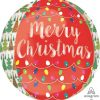 Christmas Trees & Lights Orbz