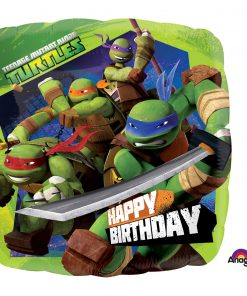 "18"" Teenage Mutant Ninja Turtles Birthday Foil"
