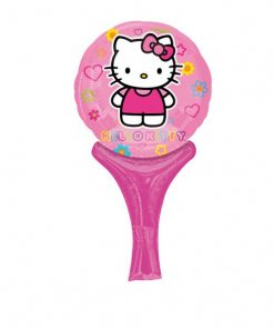 Hello Kitty Inflate a Fun Balloon