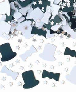 Top Hat Metallic Mix Confetti
