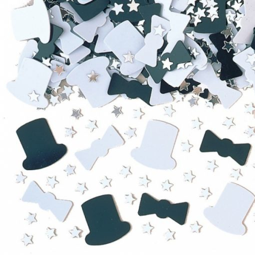 Top Hat Metallic Mix Confetti