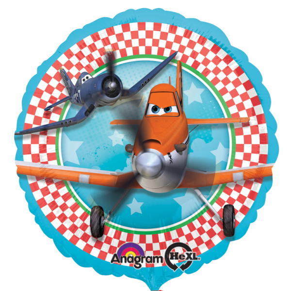 "17"" Disney Planes Dusty Foil"