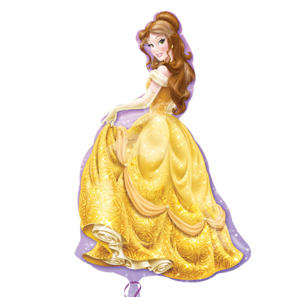 SuperShape Disney Princess Belle