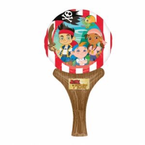 Jake & The Neverland Pirates Inflate a Fun Balloon