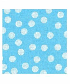 Bue Dots Luncheon Napkins