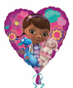 """17"""" Disney Doc McStuffins Love Foil"""