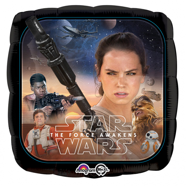 "18"" Star Wars Force Awakens Foil"