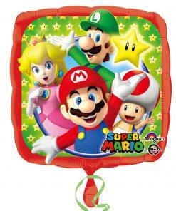 """17"""" Super Mario Foil"""