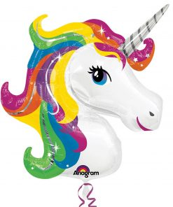 SuperShape Rainbow Unicorn