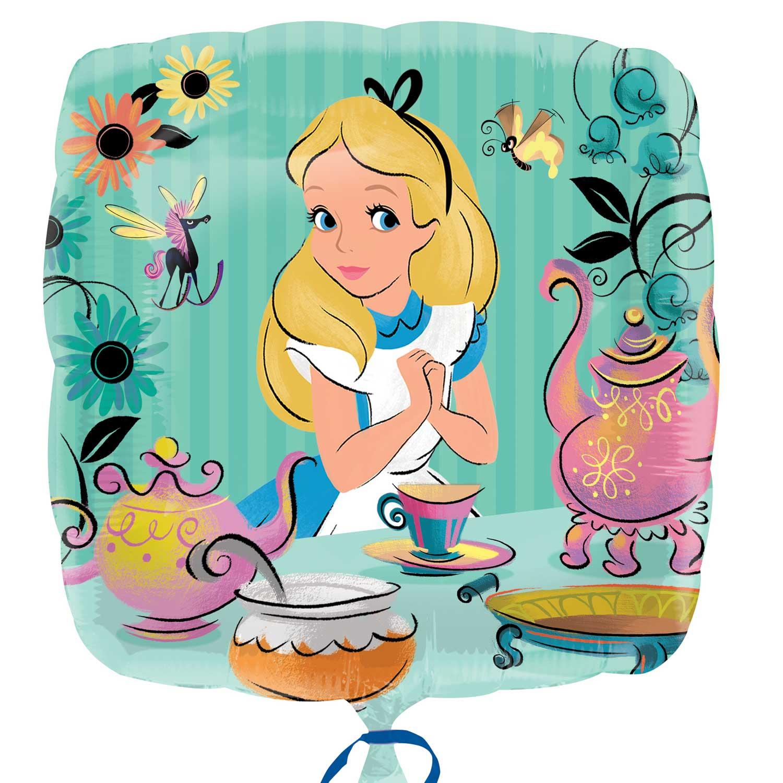 "17"" Disney Alice In Wonderland Foil"