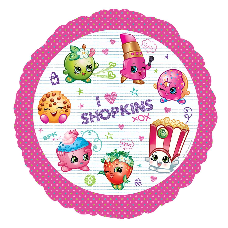 """17"""" Shopkins Foil"""