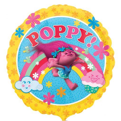 """17"""" Trolls Poppy Foil"""