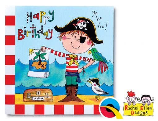 Rachel Ellen Pirate Party Napkins