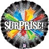 "18"" Bursting Surprise Foil Balloon"