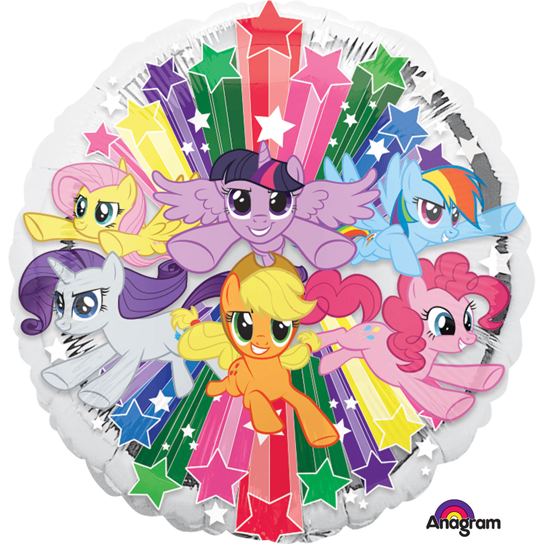 "18"" My Little Pony Gang Foil"