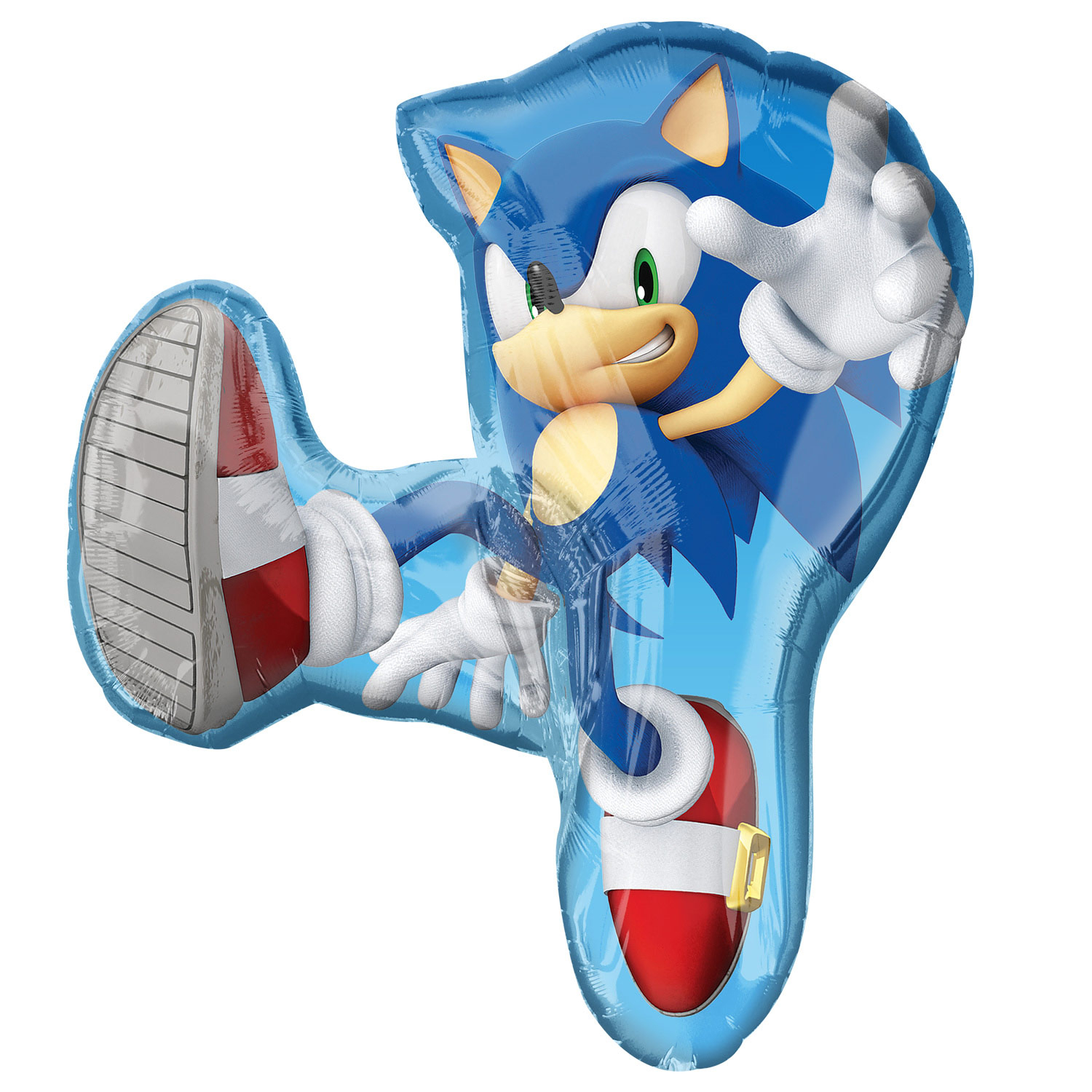 SuperShape Sonic The Hedgehog