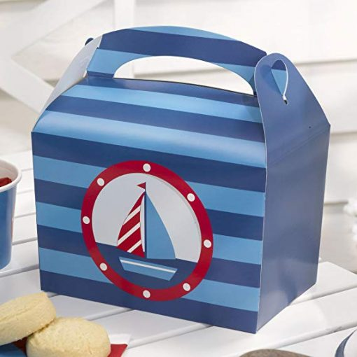 Ahoy There Party Lunch Box