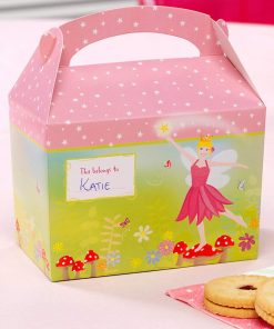 Fairy Princess Party Lunch Box