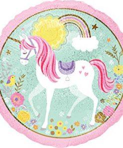 "18"" Magical Unicorn Holographic Foil"