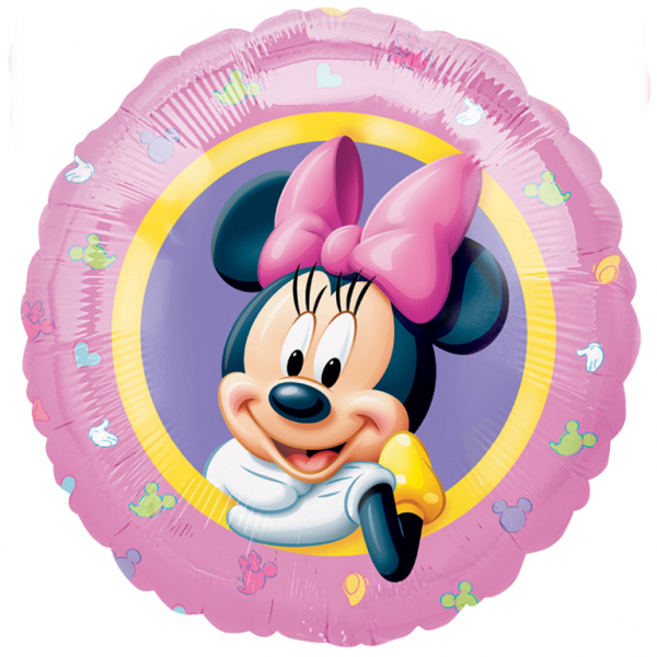 "18"" Minnie Mouse Foil"